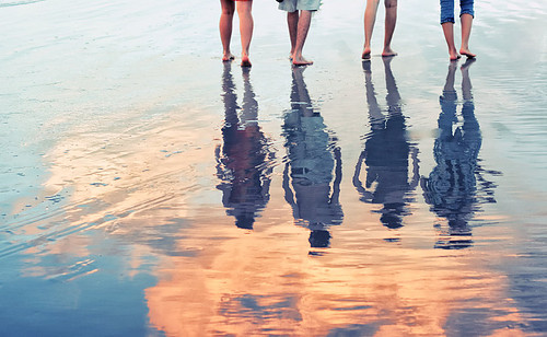friendship reflection lake girl - photo #40